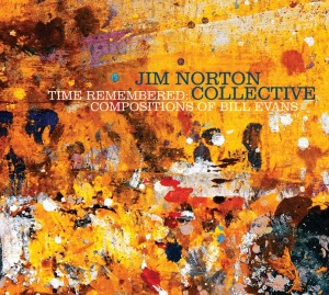 Jim Norton Collective-Time Remembered CD Cover